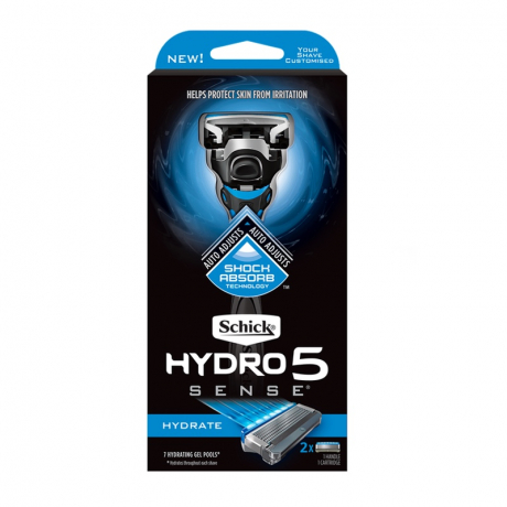Бритва Schick Hydro 5 Sense Hydrate