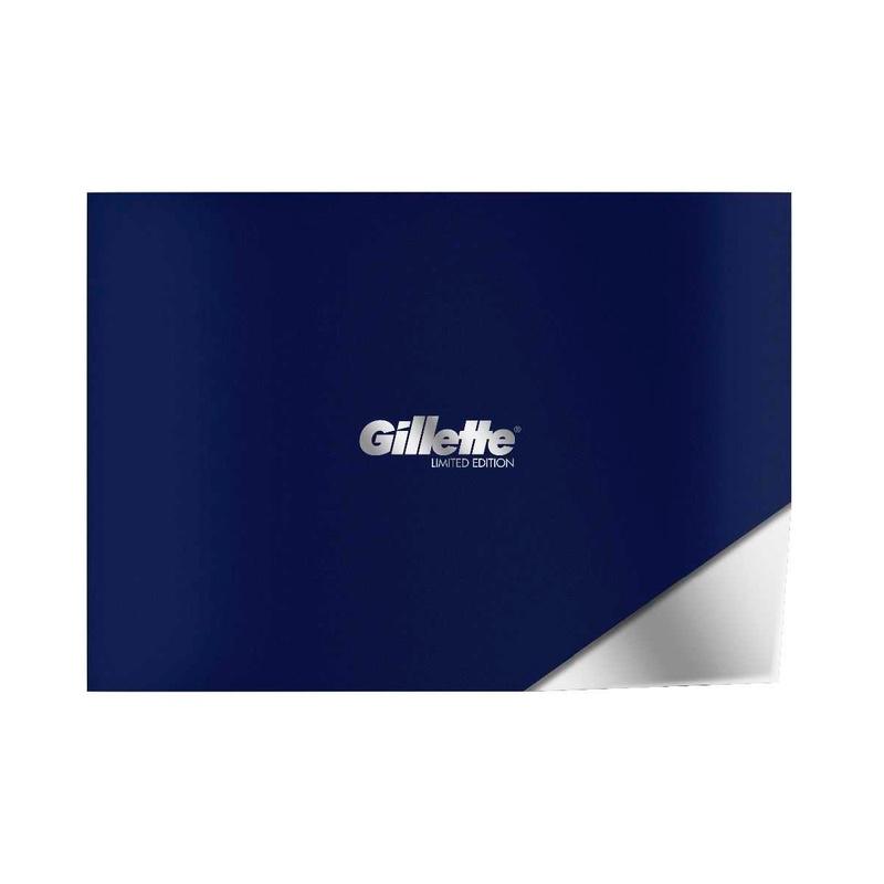 Подарочный набор Gillette Fusion5 ProShield Chill Limited Edition