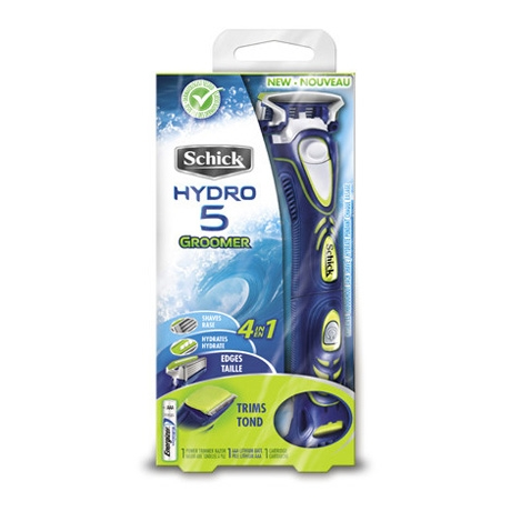 Бритва-стайлер Schick Hydro 5 Groomer 4-в-1