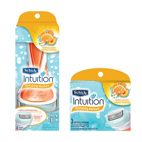 Schick Intuition Revitalizing Moisture