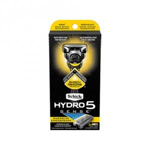 Бритва Schick Hydro 5 Custom Energize (1 бритва + 1 картридж)