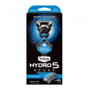 Бритва Schick Hydro 5 Custom Hydrate (1 бритва + 1 картридж)