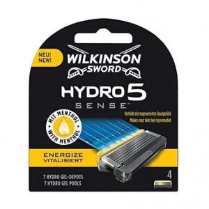 Сменные лезвия Wilkinson Hydro 5 Sense Energize (4 картриджа)