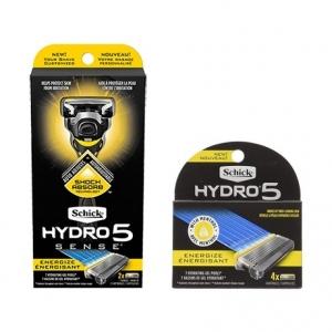 Бритва Schick Hydro 5 Custom Energize (1 бритва + 4 картриджа)