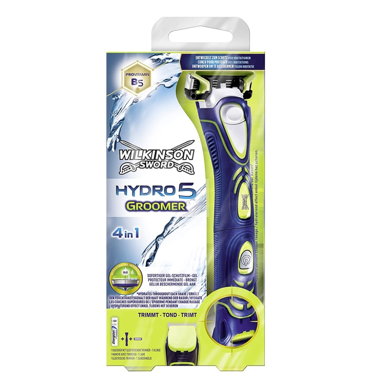 Бритва-стайлер Wilkinson Sword Hydro 5 Groomer (1 картридж)