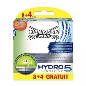 Сменные лезвия Wilkinson Sword Hydro 5 (12 картриджей)