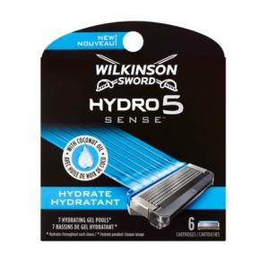 Сменные лезвия Wilkinson Sword Hydro 5 Sense Hydrate (6 картриджей)