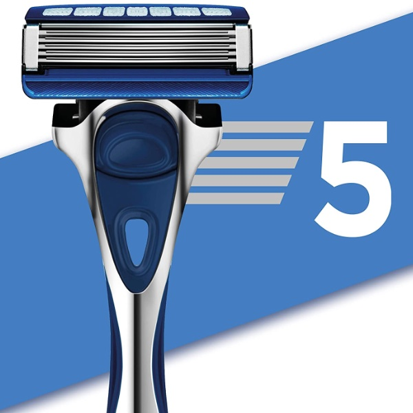 Сменные кассеты Wilkinson Sword Hydro 5 Skin Protection Regular (4 картриджа)