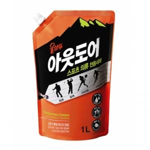Жидкость для стирки Aekyung Wool Shampoo для спортивной одежды