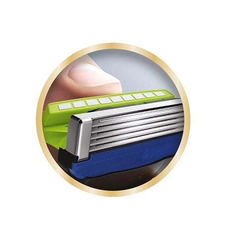 Сменные лезвия Wilkinson Sword Hydro 5 Sensitive (4 картриджа)