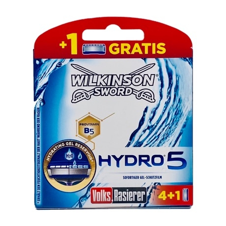 Сменные лезвия Wilkinson Sword Hydro 5 (5 картриджей)