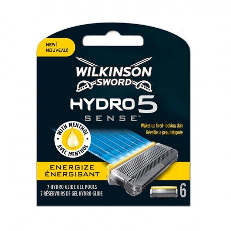 Сменные лезвия Wilkinson Sword Hydro 5 Sense Energize (6 картриджей)
